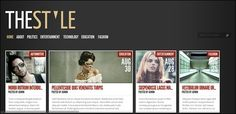 TheStyle WordPress Theme - $39