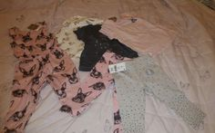 Bnwt next bunny #rabbit baby girl #bundle #playsuit leggings tshirts 9 12 months,  View more on the LINK: http://www.zeppy.io/product/gb/2/322421197010/