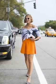 Στους δρόμους της Νέας Υόρκης για τα καλύτερα snaps   Jenny.gr
