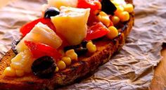 Bruschetta di stoccafisso di Norvegia: http://www.saporie.com/it/doc-s-135-13116-1-_bruschetta_di_stoccafisso_di_norvegia_alla_mediterranea_.aspx    #stoccafisso #Pasqua #ricettePasqua #menuPasqua #bruschetta #ricettebruschette