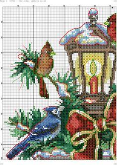 Christmas Lantern 1