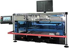 """New Solder Paste Stencil Printer: Print 24"""" to 48"""" boards in a single pass"""