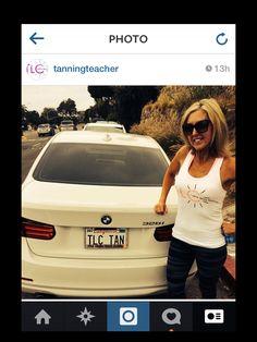 TLC Tan got my tan before going to the beach☀️ (714)240-5789 www.tlcmobiletanning.com