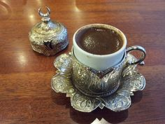 Turkish coffee at the moment 15.04.2013 pm 6.50
