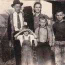 Leona Trower family