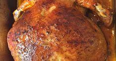 Ποιό άλλο φαγητό μπορεί να σε ταϊσει σήμερα αλλά και τις επόμενες λίγες μέρες με τα επί μέρους του ; Ενα ολόκληρο κοτόπουλο στον φού... Greek Recipes, Apple Pie, Pork, Turkey, Meat, Kale Stir Fry, Apple Cobbler, Turkey Country, Pigs