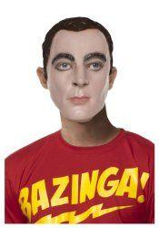 Terrify Your Friends as Sheldon Cooper | Mistress of Geek