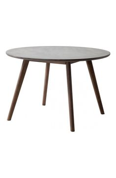 703590 - ELITE DINING TABLE CEMENT & NATURAL 359