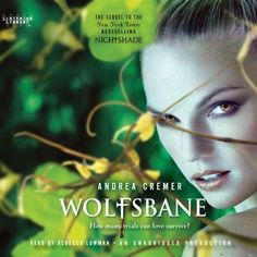 Reading Teen: Audiobook Review: Wolfsbane by Andrea Cremer