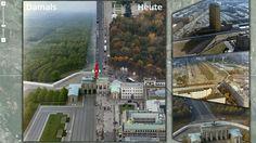 Kurz vorm Mauerfall dokumentierte die DDR den Berliner Grenzstreifen. Die nie gesehenen Bilder und wie das Gebiet heute aussieht!