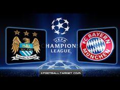 {FREE} Watch Manchester City vs. Bayern Munich Live Stream Online | UCL ...