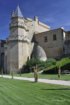 Castillo de Olite, Navarra, Spain