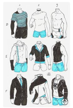 Anyone want help drawing clothes? - Imgur