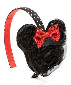 Look at this #zulilyfind! Minnie Mouse Headband #zulilyfinds