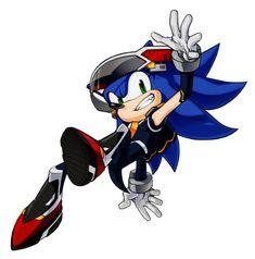 Sonic by inualet.deviantart.com on @deviantART