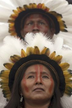 Amazonia natives