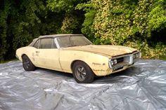 1967 Pontiac Firebird Convertible: Year One - http://barnfinds.com/1967-pontiac-firebird-convertible-year-one/