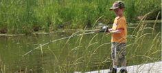 Riverside Campfire Fishing Fun Great Falls, Virginia  #Kids #Events