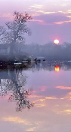 Early spring pastel on the Dnieper River in Ukraine • photo: Oleg Samotokhin (kadetv20) on Photosight