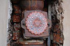 NeSpoon, Urban Jewelry, Poland - unurth | street art