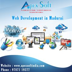 Apex Soft has a world-class team that consists of planners, designers and developers and our strong team are organized in such a way that they can work effectively and efficiently and provide a robust and reliable high performance.