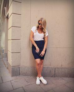 Love this style & need those chucks!