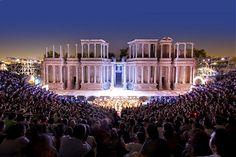 Teatro Romano_Mérida
