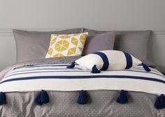 Ponoma 100% Egyptian Cotton Bed Set, Elephant   made.com