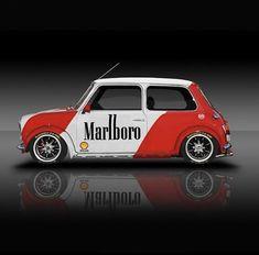 My Dream Car, Dream Cars, Classic Mini, Classic Cars, Carros Suv, Mini Lifestyle, Cooper Car, Mini Copper, Mens Toys