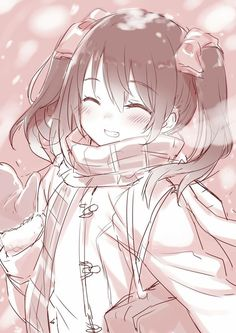 Winter Nico Yawaza ( so cute )!!
