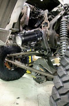 View Front Steering Box Mounted - Photo 70623059 from 1990 Dodge Truck - Ultimate Tug-Truck: Part 4 Lmc Truck, Jeep Truck, Chevy Trucks, Lowrider Trucks, Jeep Zj, Jeep Willys, Hydraulic Cars, Hydraulic Steering, 4x4 Parts