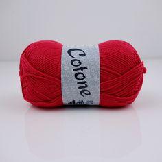 Cotone uni von Lana Grossa / 41-Himbeer