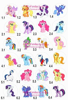 my little pony names and pictures list google search pony in 2019 my little pony names. Black Bedroom Furniture Sets. Home Design Ideas