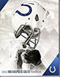 INDIANAPOLIS COLTS PROGRAM 2016 YEARBOOK LUCK HILTON NFL