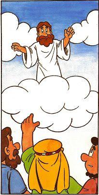 Le livre des Actes (divers visuels) - Levangelisation (section Enfants)