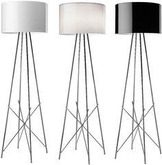 TSÉ TSÉ microbolite gulvlampe robust Lamper Interiør