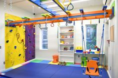 We Accommodate Medium size spaces such as Clinic/Facility and Schools. Our mid-size installations for Clinics and Therapy Centers create spaces that inspire imagination while enhancing health and wellness.