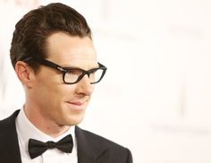 Pin for Later: The Sexiest Snaps of the Hottest Guys at the Golden Globes Benedict Cumberbatch