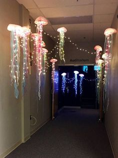 Light Up Hanging Jellyfish with remote whimsical unique lighting for an indoor o. Light Up Hanging Jellyfish with remote whimsical unique lighting for an indoor outdoor tiki bar, un Jellyfish Light, Jellyfish Facts, Jellyfish Drawing, Jellyfish Painting, Jellyfish Tattoo, Jellyfish Quotes, Jellyfish Tank, Jellyfish Aquarium, Watercolor Jellyfish