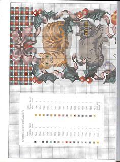 Gallery.ru / Фото #71 - Needlepoint cats - anfisa1