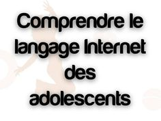 Le langage des adolescents sur les réseaux sociaux by Profil Technology via slideshare