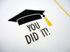graduate congratulations