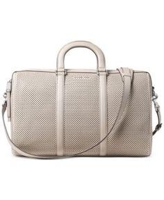 Michael Michael Kors Libby Large Gym Bag - Gray