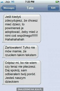 Polish Memes, Funny Mems, Funny Messages, Wtf Funny, Jokes, Entertaining, Mood, Dankest Memes, Marriage