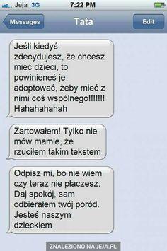 Polish Memes, Funny Mems, Funny Messages, Life Humor, Reaction Pictures, Wtf Funny, Jokes, Entertaining, Dankest Memes