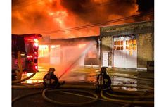 Two people confirmed dead in East Vancouver warehouse fire (with video)