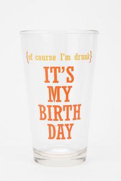 birthday cup!