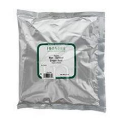 Frontier Herb - 735761 - Ginger Root - Powder - Ground - Bulk - 1 lb