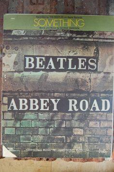 Beatles Something Abbey Road
