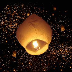 Z ZTDM 50 Pack Fire Sky Lanterns Chinese Paper Sky Flying Wishing Lantern Lamp Candle Party Wedding Wish (Kongming Wish Lanterns) (White) Wish Lanterns, Floating Lanterns, Sky Lanterns, Lantern Lamp, Candle Lamp, Candle Lanterns, Paper Lanterns, Candles, Lantern Fly